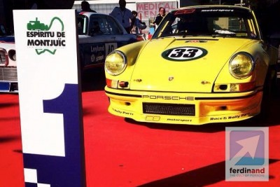 EB Motorsport Porsche 911 RSR: First wins of 2014