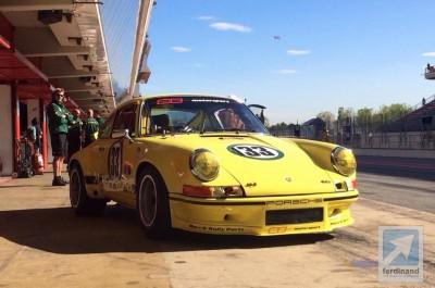 EB Motorsport Porsche 911 RSR parts 2