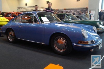 Classic 1965 Porsche 901 911 at Essen Techno Classica