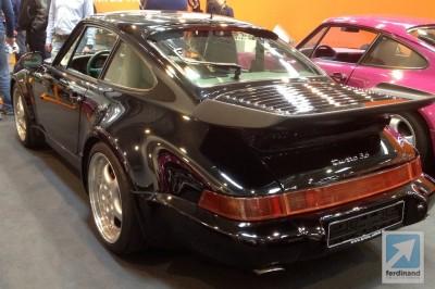Classic Porsche 964 Turbo 965
