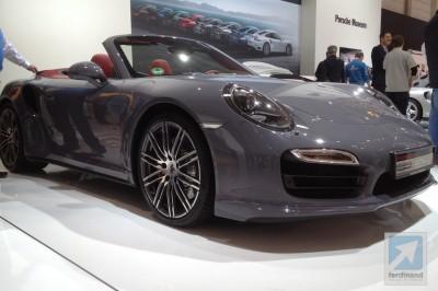 Essen Techno Classica Porsche Classic 2014 (1)