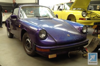 1965 Porsche 911 SWB: Mercy Killing