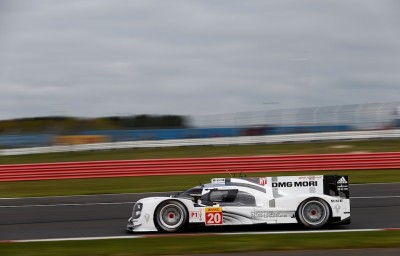 Porsche 919 Silverstone Debut: Podium Finish