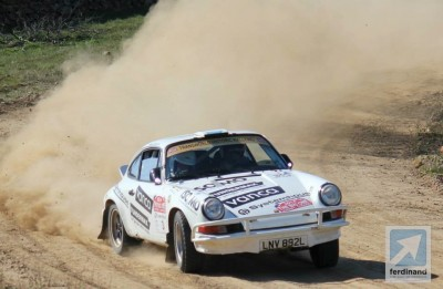 Tuthill Porsche Sydney London Rally 2014 (2)