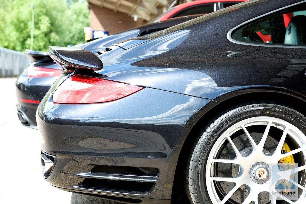 Porsche 911 Turbo S Choice