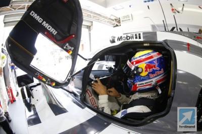 Le Mans Qualifying Porsche 919 LMP1 (2)