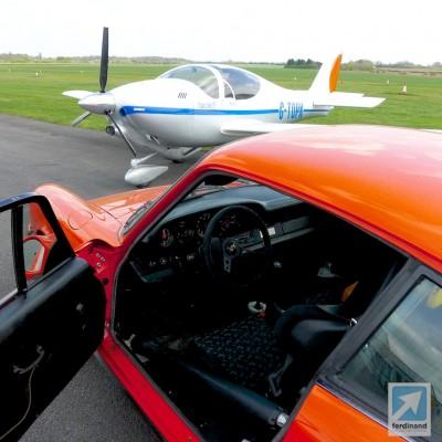 eBay Porsche Parts Shipping: 911 meets Light Aircraft