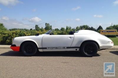 Porsche 911 Targa Speedster (1)
