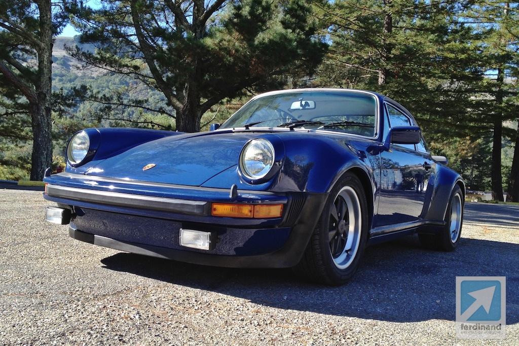 Pan Am Porsche 911 Turbo Drive See America By 930 Ferdinand