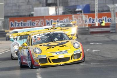 Porsche Carrera Cup Norisring 2
