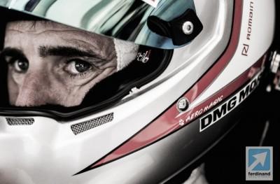 Porsche Le Mans 919 pole position romain  dumas