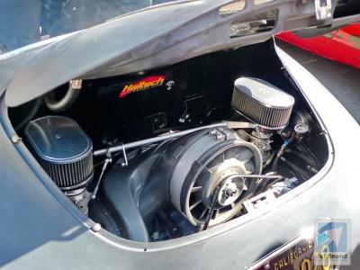 Ferdinand Porsche 356 outlaw hot rod 1