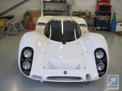 RMS Porsche 907 Replica Build: maybe 908