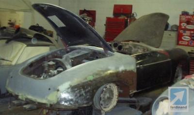 Lewis Hauser Porsche 356 Outlaw 10