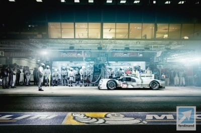 Michelin Porsche Le Mans video