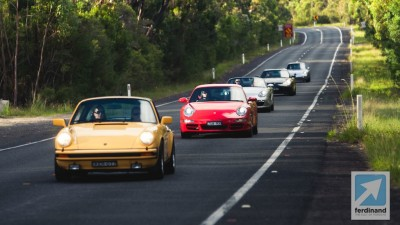 Epic Drives: Rent a Porsche in Sydney Australia