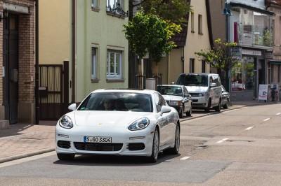 Porsche Panamera Hybrid 3