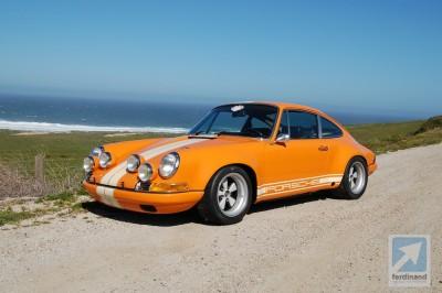 Wolfgang Porsche 356 R Gruppe 911 3