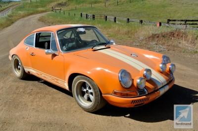 Wolfgang Porsche 356 R Gruppe 911 2
