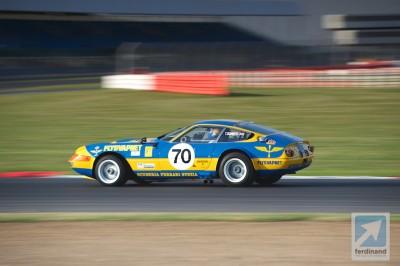 Silverstone Classic Historic Racing 2014 Ferrari