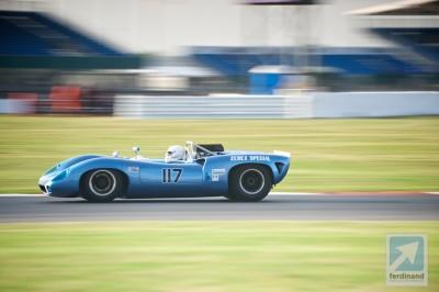 Silverstone Classic Historic Racing 2014 Lola (1)