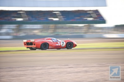 Silverstone Classic Historic Racing 2014 Lola (2)