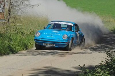 Tuthill Porsche win midnight sun