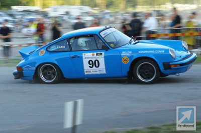 Tuthill Porsche rally win Sweden 1