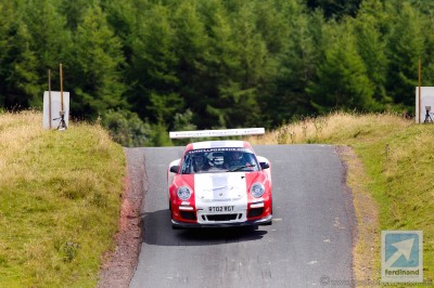 Tuthill Porsche 911 Rally Car Debut FIA WRC