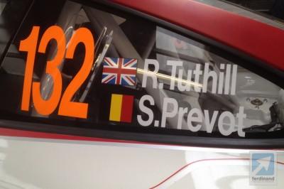 Tuthill Porsche 911 FIA WRC Germany 997 RGT (1)