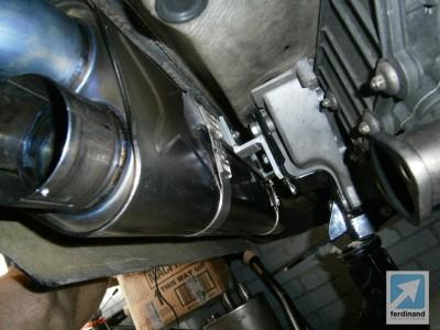 titanium exhaust porsche 2