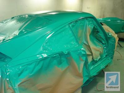 DSD Motorwerks Porsche 935 K3 2