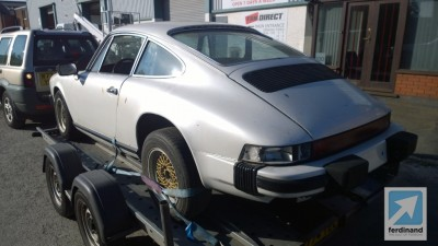 Ferdinand Porsche 912 Restoration Project (4)