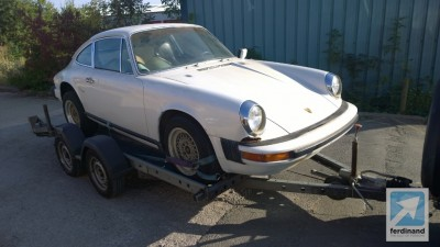 Ferdinand Porsche 912 Restoration Project