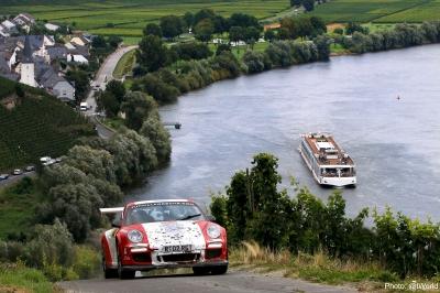 Tuthill Porsche 997 RGT WRC Rally Car Delecour j