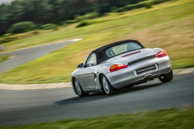 Porsche Boxster N rated tyre classic approved
