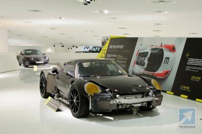 Porsche Museum Top Secret Prototype Exhibition (1)