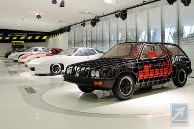 Porsche Museum Top Secret Prototype Exhibition (2)