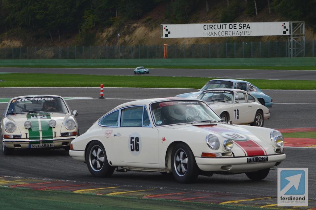 EB Motorsport Porsche 911 Spa 6 Hours 2