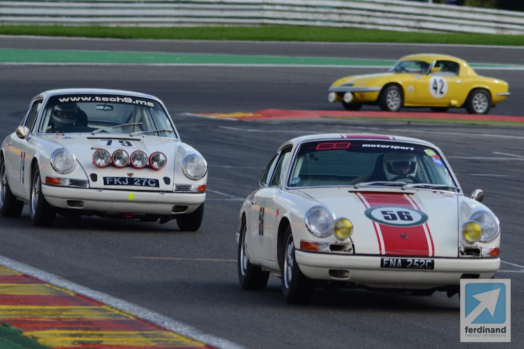 EB Motorsport Porsche 911 Spa 6 Hours 4