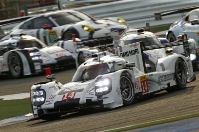 Porsche LMP1 919 Hybrid 4