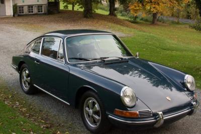 1965 SWB Porsche 911 1