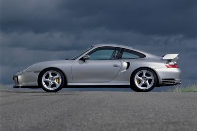 Classic Porsche 996 Turbo GT2 values 1