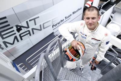 Nick Tandy Porsche Ferdinand Magazine 1