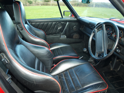 Porsche 911 Turbo Targa 930 3