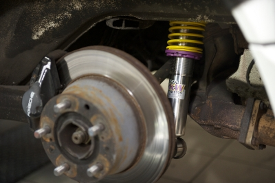 KW suspension porsche 911 964 upgrade 1