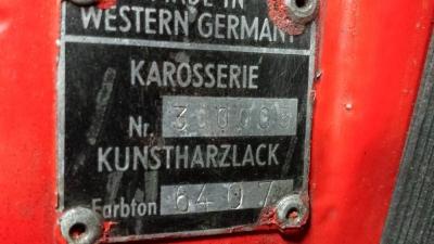 Porsche 911 901 prototype barn find 1