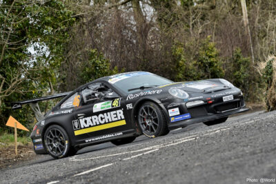 Tuthill Porsche Circuit of Ireland Shakedown by Andre Lavadinho