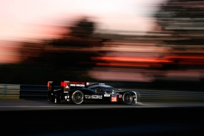Porsche 919 LMP1 Hybrid Le Mans 2015 16