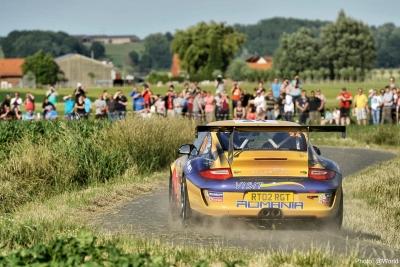 Tuthill Porsche François Delecour Ypres 2015 1